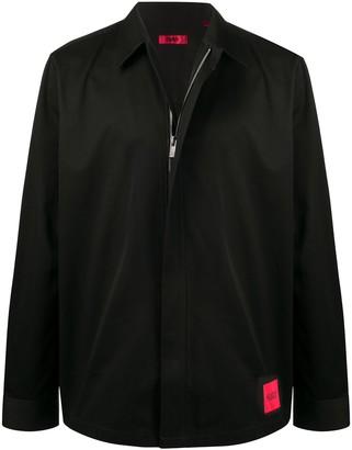 HUGO BOSS Long-Sleeved Shirt Jacket