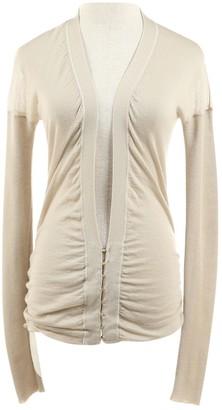 Gucci Khaki Cashmere Knitwear
