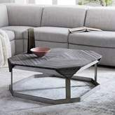 west elm Folded Marble Coffee Table
