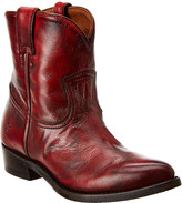 Frye Billy Short Leather Boot