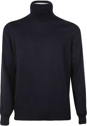 Fay Lightweight Turtleneck Sweater