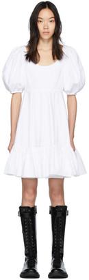 Alexander McQueen White New Day Dress