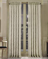 "J Queen New York Gemstone Sheer 50"" x 63"" Rod Pocket Curtain Panel"