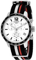 Tissot Quickster T0954171703701 Men's Stainless Steel Analog Watch Chronograph