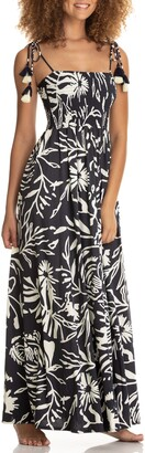 Maaji Bewitched Maxi Cover-Up Dress