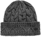 Sean John Men's Chunky Cable Knit Beanie, Created for Macy's