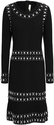 MICHAEL Michael Kors Studded Ponte Dress