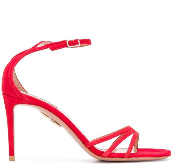 Aquazzura Very Purist 85 sandals