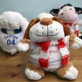 Meenymineymo Personalised Football Soft Toy