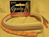 Goody Girls Shoe String fabric Pastel Colors headbands