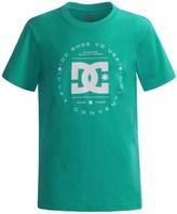 DC Logo T-Shirt - Short Sleeve (For Big Boys)