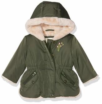 Catimini Baby Girls' CP42073 Parka Rain Jacket