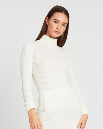 SIR the Label Astrid Long Sleeve Top
