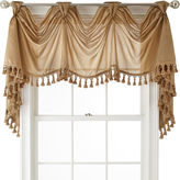 Royal Velvet Encore Rod-Pocket Victory Valance