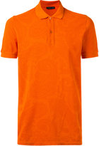 Etro classic polo shirt - men - Cotton - S
