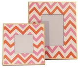 The Well Appointed House Dana Gibson Pink Bargello Picture Frame-Available in Two Different Sizes