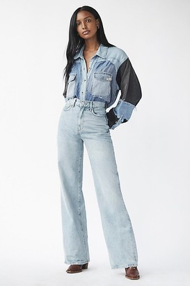We The Free Astoria Wide Leg Jeans