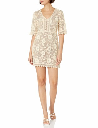Plenty by Tracy Reese Women's Lace Shift Dress