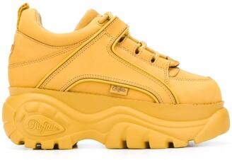 Buffalo David Bitton Platform Lace-Up Sneakers