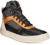 Diesel Men's V is for S-Spaark Leather Sneakers