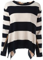 Stella McCartney striped long sleeved top