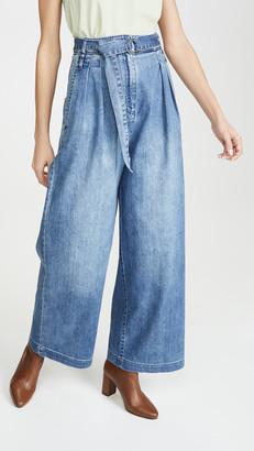 Tibi Stella Full Length Jeans