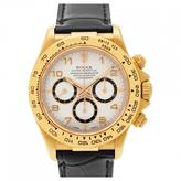 Rolex Daytona yellow gold watch