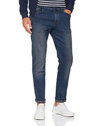 Camel Active Men's 486405/8R13 Trousers, (Dark Blue Used 42), 35W/30L
