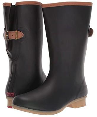 Chooka Bainbridge Adjustable Mid Boot (Black) Women's Shoes