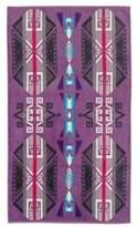 Pendleton Oversized Jacquard Towel - Purple Hills