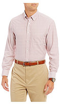 Daniel Cremieux Signature Non-Iron Striped Long-Sleeve Shirt