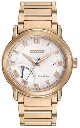 Citizen Men's Eco-Drive Quartz Watch, 41mm
