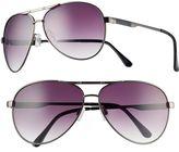 UNIONBAY Men's Textured Aviator Sunglasses