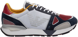 Emporio Armani Tournament Sneakers