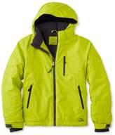 L.L. Bean Boys' Glacier Summit Waterproof Jacket