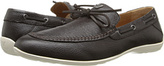 Armani Jeans Leather Laced Mocassin Men's Slip on Shoes
