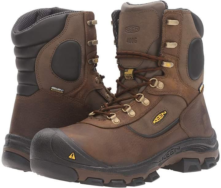 Keen Leavenworth 400g Men's Work Boots