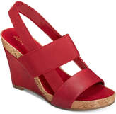 Aerosoles Magnolia Plush Wedge Sandals Women's Shoes