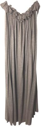Anne Valerie Hash Grey Cotton Dresses