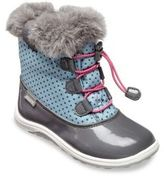 See Kai Run Toddler's & Kid's Abby Faux Fur Trim Boots