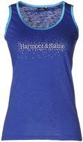 Harmont & Blaine Tank tops