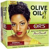 Organic Root Stimulator Olive Oil Normal Creme Relaxer