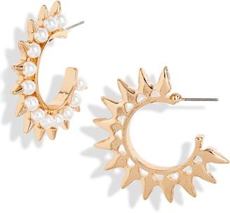 8 Other Reasons Shine Bright Hoop Earrings