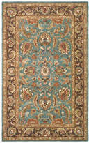 "Safavieh Heritage Collection HG812 Rug, Blue/Brown, 2'3"" X 4'"