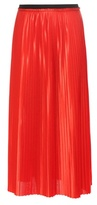 By Malene Birger Miqiau pleated skirt