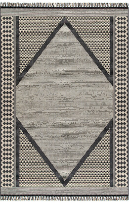 nuLoom Modern Diamond Carolyn Indoor/Outdoor Rug