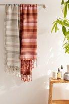 Urban Outfitters Ari Striped Bath Towel