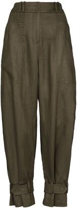 Zimmermann Lucky high-waisted combat trousers