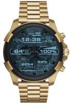 Diesel R) Full Guard Touchscreen Bracelet Smartwatch, 48mm x 54mm