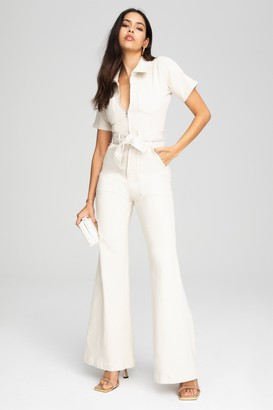 Good American Day And Night Jumpsuit | Bone001